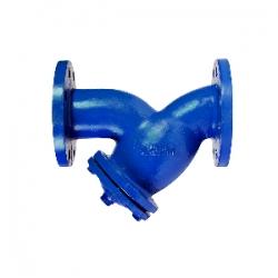 Фильтр осадочный фланцевый чугунный UKSPAR