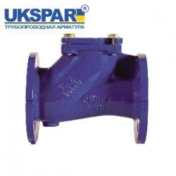 Купить обратный клапан канализационный фланцевый UKSPAR