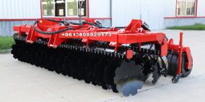 1LZX дисковая борона навесная и прицепная с катком для тракторов