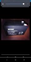 Аккумуляторы MOTOMA SLA-MS12V7