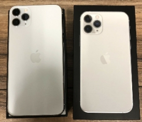 Apple iPhone 11 Pro 64GB -- $500, iPhone 11 Pro Max 64GB -- $550