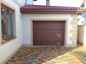 Автоматические гаражные ворота Hormann