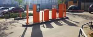 Автоматизированная система платной парковки от ЧП СЛИМС