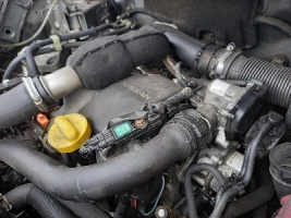 Б/У Двигатель Nissan JUKE QASHQAI NV200 1.5 DCI K9KB410