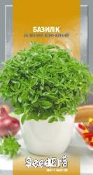 Базилик зеленый Комнатный 0,5г SeedEra