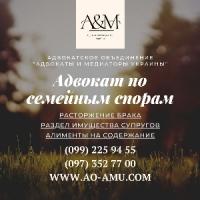 Бесплатная правовая помощь, развод, алименты Харьков