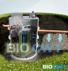 Біосептик, септик, автономна каналізація для будинків, готелів, рестор