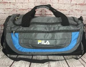 Большая дорожная сумка Fila. Большая спортивная сумка .