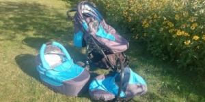 Детская коляска Adbor zipp  3 в 1