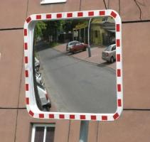 Дорожное зеркало Mega ( 600Х800 ) для обеспечения безопасности