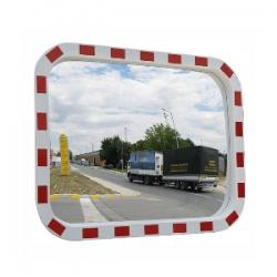Дорожное зеркало Mega ( 800Х1000 ) для безопасности движения.
