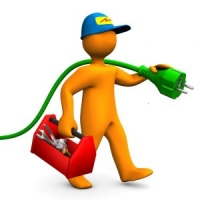 Электрик. Замена проводки в квартире, доме, офисе, магазине