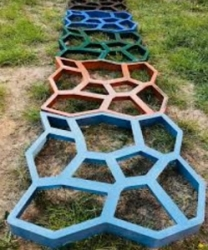 Форма для садовой дорожки Днепр Садовая дорожка из бетона в Днепре