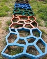 Форма для садовой дорожки Кропивницкий Садовая дорожка из бетона