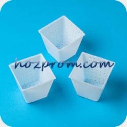 Форма для сыра Пирамидка Сырные формы Домашний сыр с козьего молока