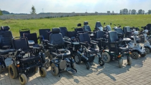 инвалидная коляска из германии Otto bock meyra invacare
