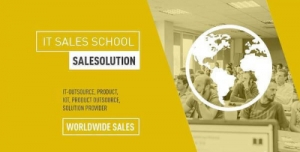 IT-продаж SaleSolution on-line стримы