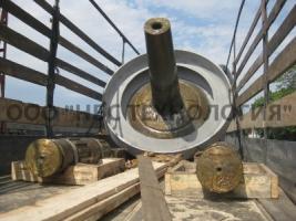 Изготовление запасных частей к дробилкам КМД (КСД) 2200