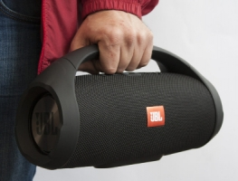 Колонка JBL BOOMBOX MINI E10 с USB, SD, FM, Bluetooth, 2-динамиками, х