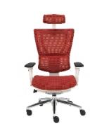 Кресло компьютерное MIRUS-IOO-WHITE