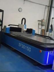 Лазер по металлу Senfeng 1.5кВт SF3015G Raycus/IPG в Украине с НДС и п