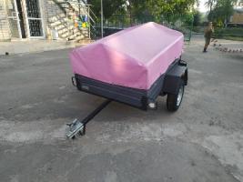 Легковой прицеп Лев-16 Гарантия, рассрочка, цена от завода.