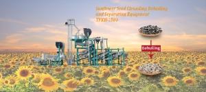 Линия по переработке семян подсолнечника на ядро TFKH-1500