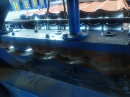 Линия по производству металлочерепицы монтеррей