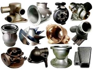 Литі металовироби, деталі і запчастини для ремонту тракторів і авто