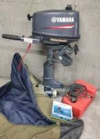 Лодочный мотор Yamaha 5cmhs.