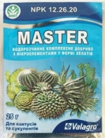 Мастер для кактусов  25 г