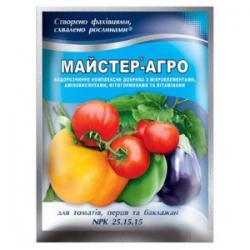 Мастер для томатов перца баклажанов 100 г
