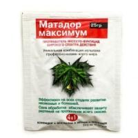 Матадор максимум 25 г