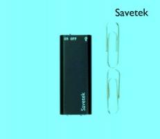 Мини диктофон с активацией голосом Savetek