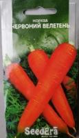 Морковь Красный великан 2г SeedEra