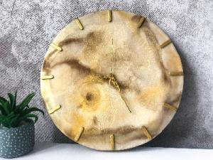 Настенные часы «White marble»