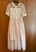 Нежное платье-трансформер