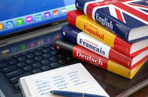 Перекладач  англійської і німецької мов