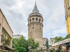 По Стамбулу на автомобиле