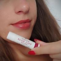 Помада бальзам для губ Aloe Lips