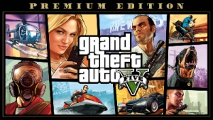 Продам игру GTA 5 Premium Online Edition