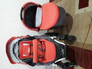 Продам коляску x-lander 2 v 1