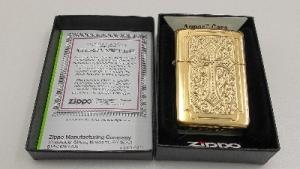 Продам зажигалку Zippo 29436 Armor Eccentric High Polish Brass