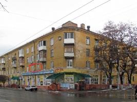 Продаю 3-х комнатную квартиру в Соцгороде