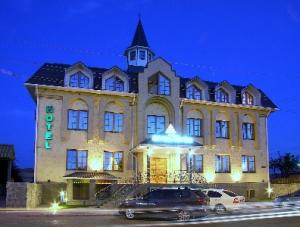 Продажа гостиничного комплекса     Йолки-Палки