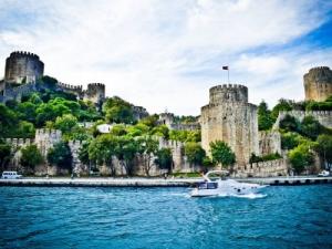 Путешествие по Золотому Рогу и Босфору