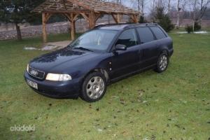 Разборка Audi a4 b5 1996   Универсал