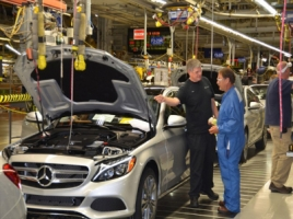 Разнорабочий на автомобильный завод