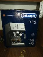Рожковая кофеварка DeLonghi Active line