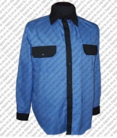 Рубашка форменная короткий рукав